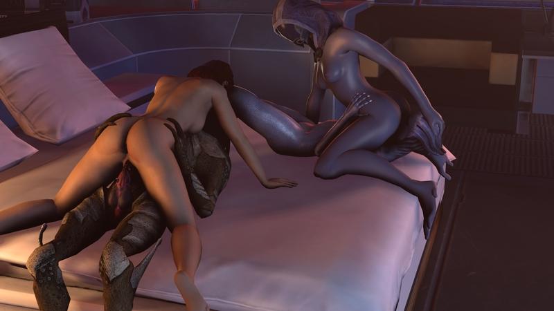 1582694 - Asari Commander_Shepard FemShep Garrus_Vakarian Liara_T'Soni Mass_Effect Tali'Zorah_nar_Rayya Turian quarian.jpeg