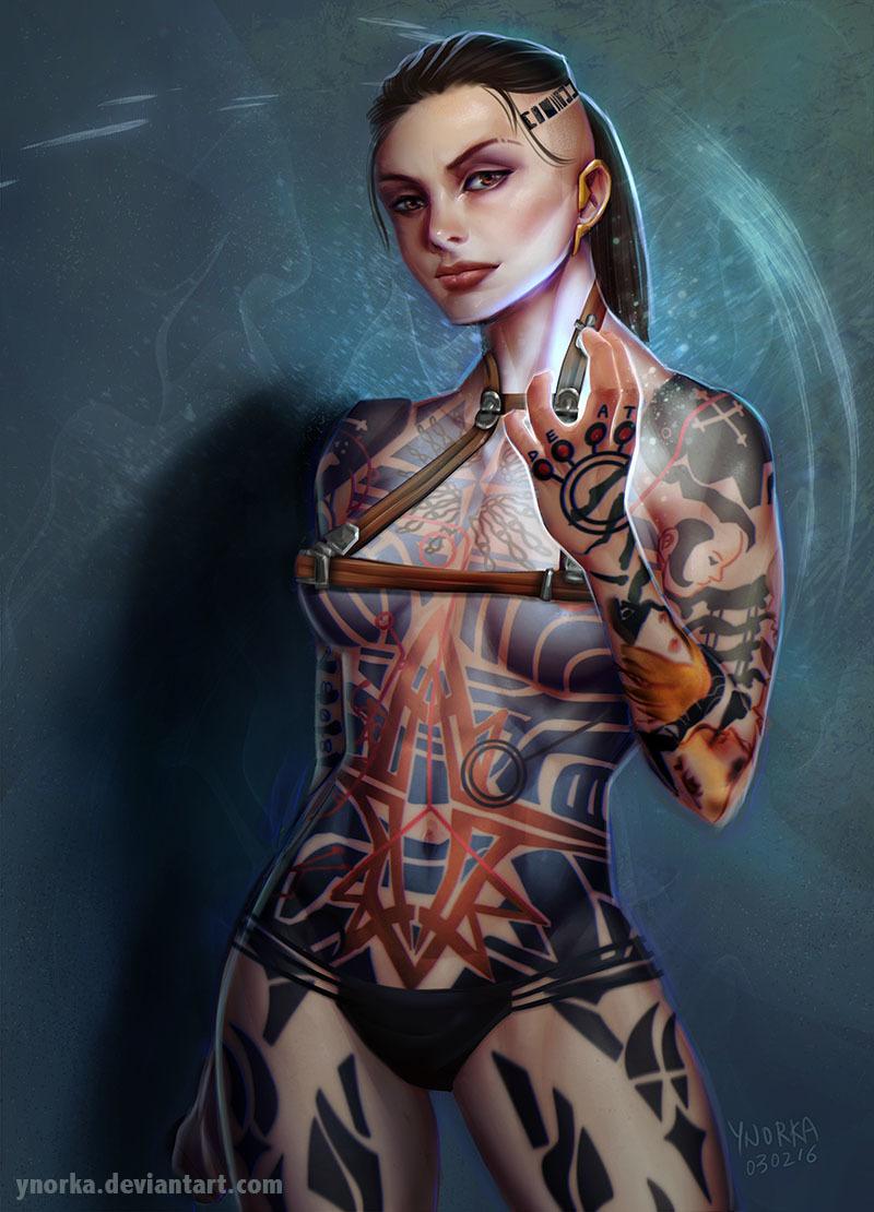 Mass Effect 2 Porn Pics