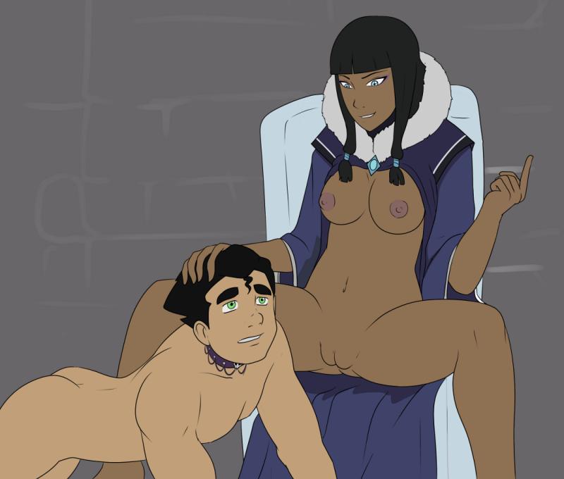 Avatar Korra Porn