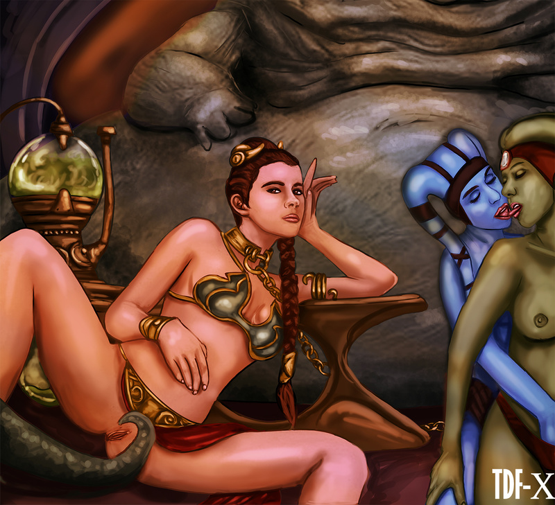 Star Wars Aayla Secura Sex