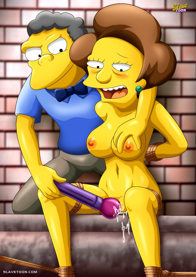 The Simpsons Hardcore Xxx