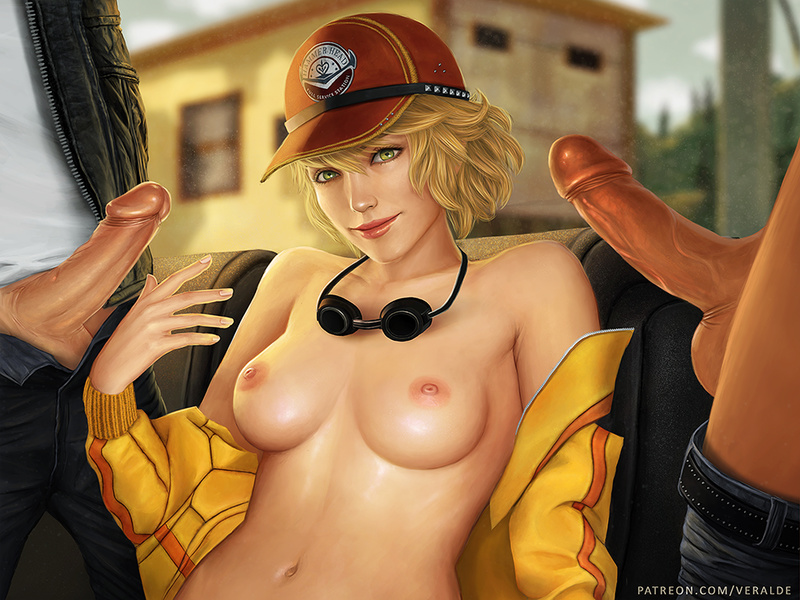 Final Fantasy 13 Hentai Porn Video