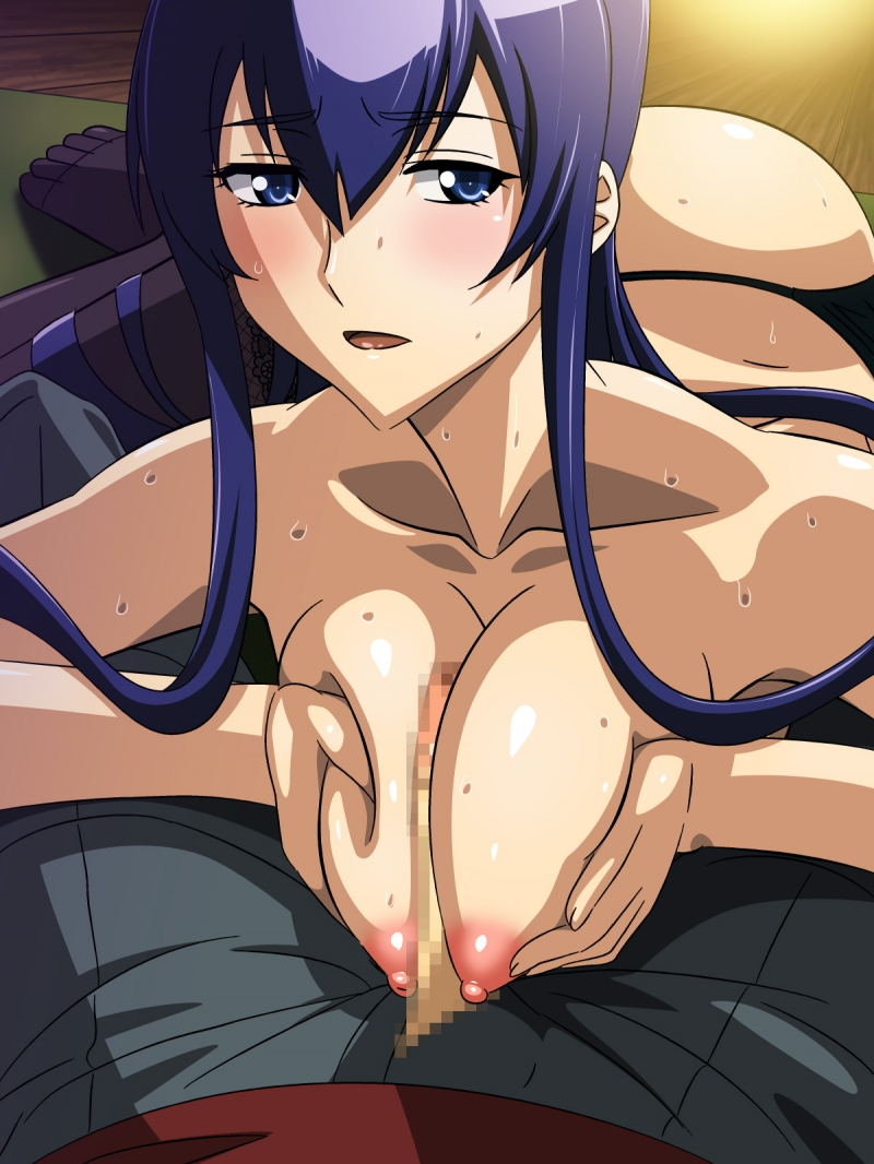 Highschool Of The Dead Sex