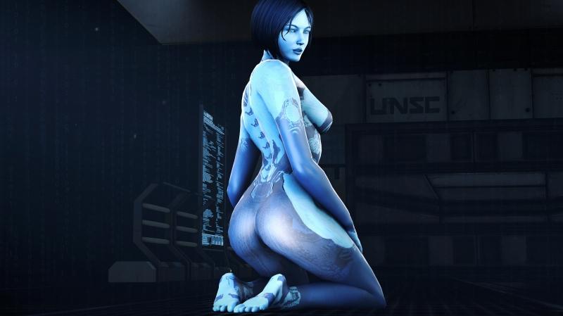 Ebony nude streaming video