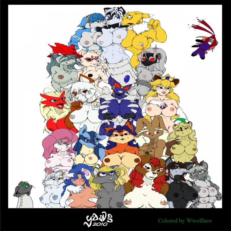 479909 - Blaziken Bucky_O'hare Carmelita_Fox Darkstalkers Digimon Felicia Final_Fantasy_IX Freya_Crescent Ink-Eyes Inuyasha Jenny Krystal Lopunny Lu