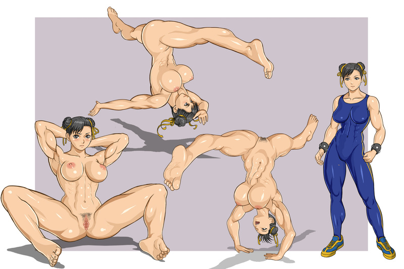 Street Fighter Sex Cartoon