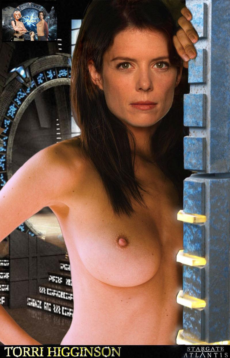 tori higginson breasts