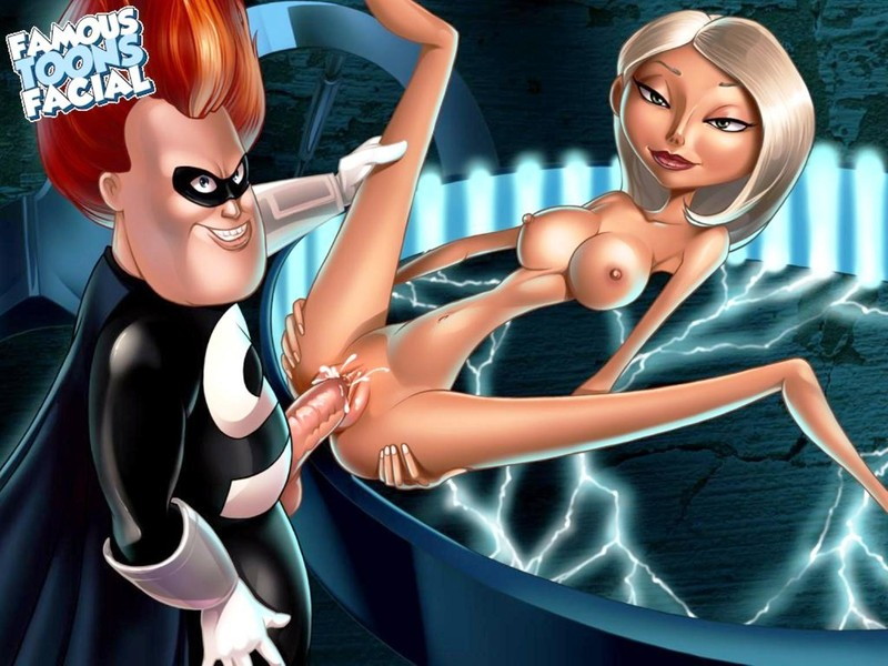 Incredibles Porn Galleries