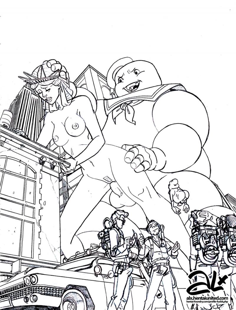 1361297 - Egon_Spengler Ghostbusters Mr._Stay_Puft Peter_Venkman Ray_Stantz Slimer Statue_of_Liberty Winston_Zeddemore fuckit.jpg