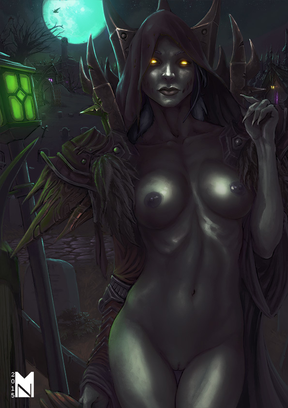 World Of Warcraft Nude