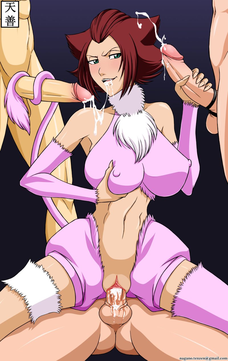 Bleach Cartoon Nude