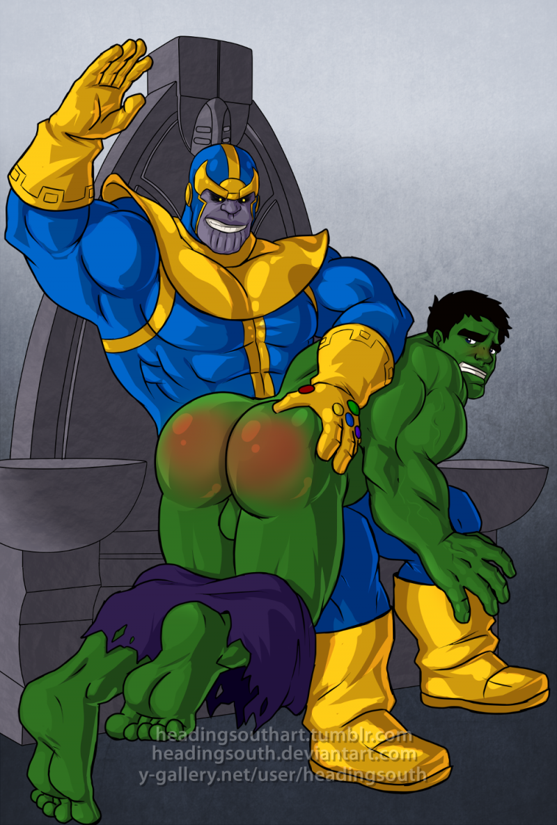 She-Hulk 1447375 - Hulk Hulk_(series) Marvel Thanos.png