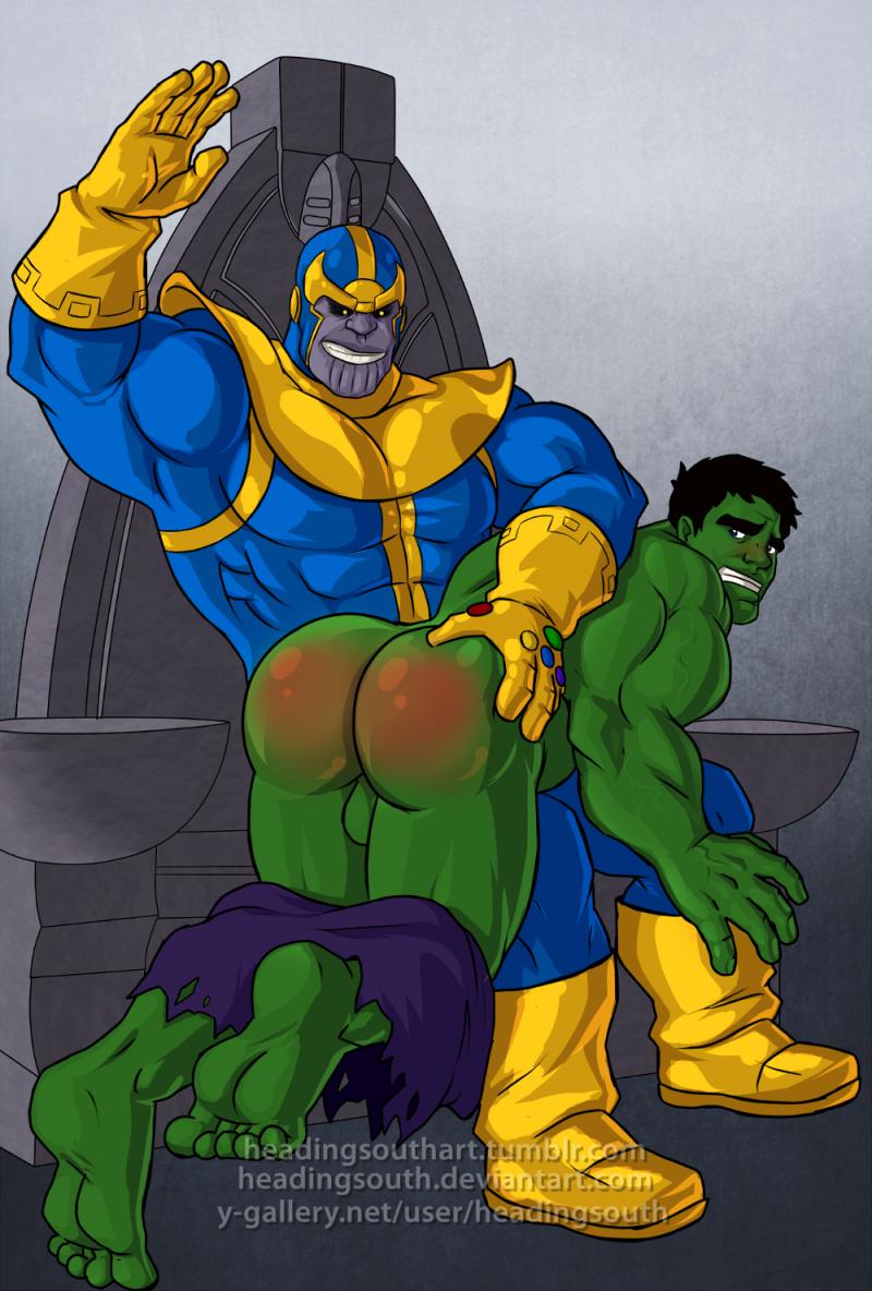 She-Hulk 1447375 - Hulk Hulk_(series) Marvel Thanos.png