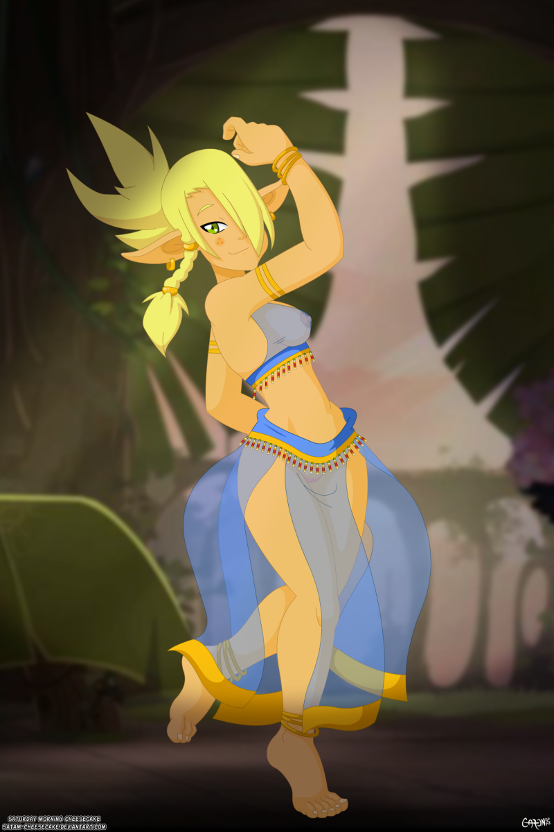 Yugo From Wakfu Has Sex