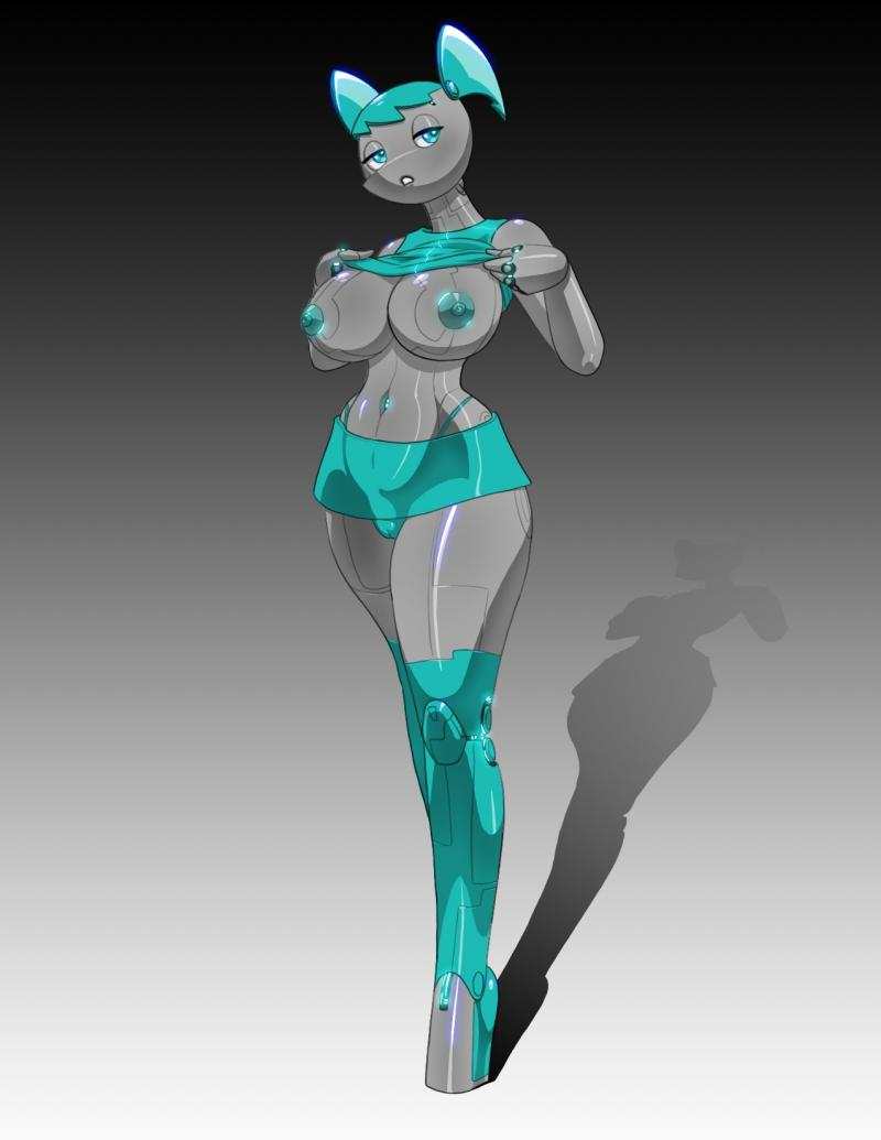 Teenage Robot Cartoon Sex