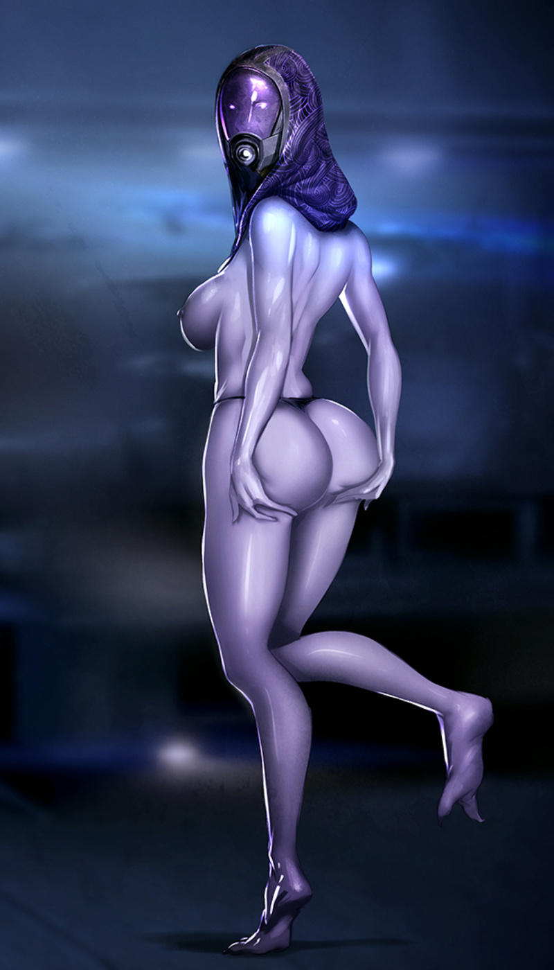 Hentai Pictures Of Tali From Mass Effect