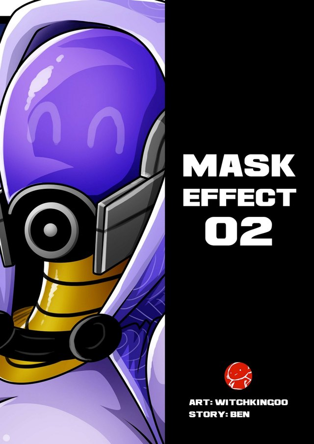 Mask Effect 2: See how curvy and slutty quarrians really are!