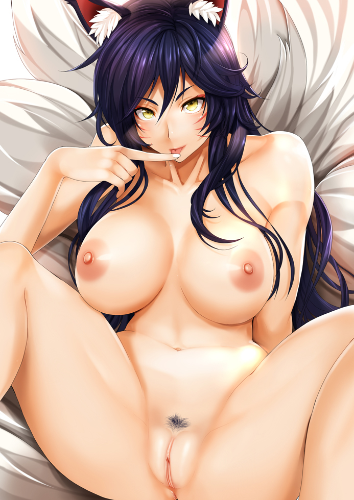 League Of Legends Sejunai Nude Fanart