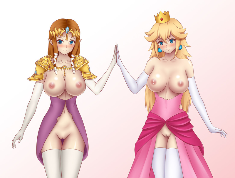 Mario Princess Peach Hentai