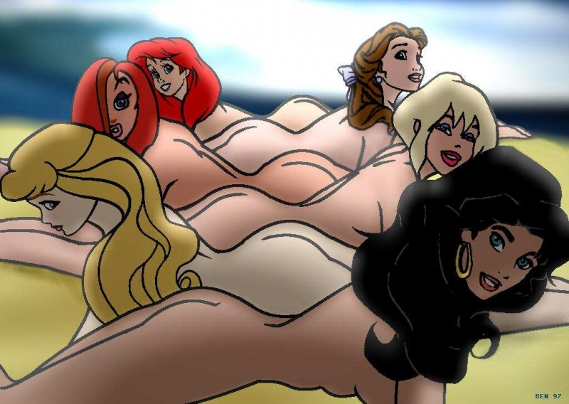103805 - Ariel Aurora Beauty_and_the_Beast Belle Ben Col_Kink Cool_World Esmeralda Holli_Would Jessica_Rabbit Sleeping_Beauty The_Hunchback_of_Notre_Dame%