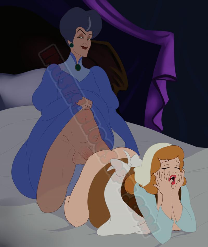 Cinderella 1328928 - Cinderella Inusen Lady_Tremaine.png