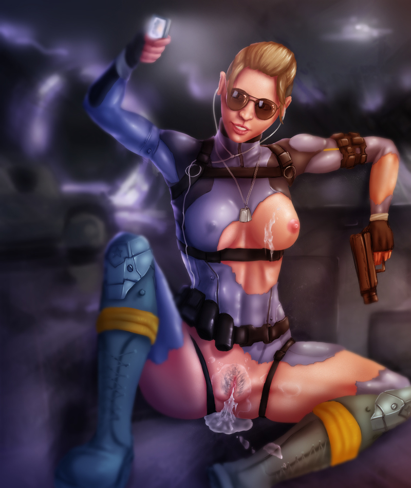 This night was utter of fun for Cassie Cage!