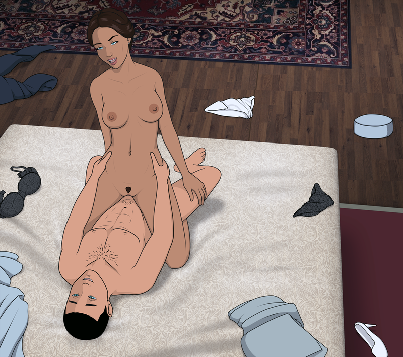 Archer Cartoon Sex Lana