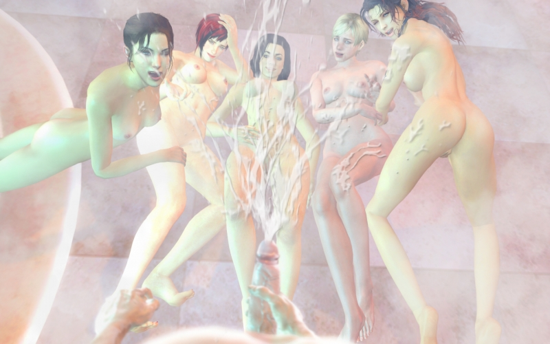 1443419 - Dead_or_Alive Final_Fantasy_XIII GiantKrill Mass_Effect Mila Miranda_Lawson Oerba_Yun_Fang Resident_Evil Sherry_Birkin crossover.jpg