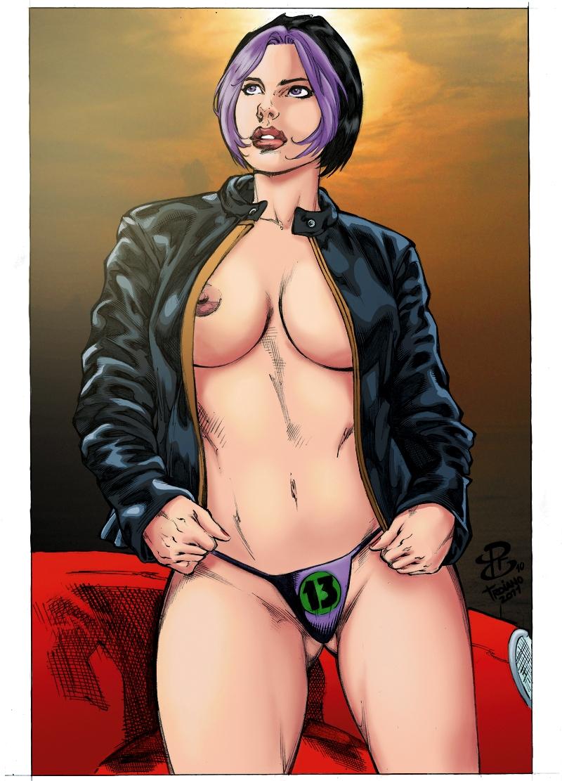 Free Gen 13 Comic Porn