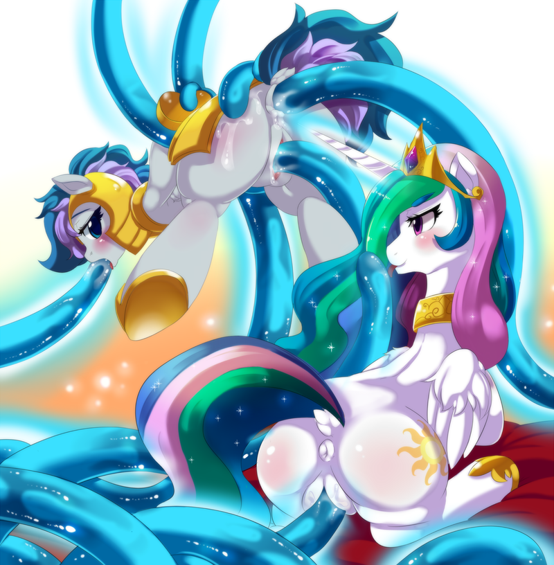 shentai.org--0200 - Friendship_is_Magic My_Little_Pony Princess_Celestia Royal_Guard_Pony freedomthai.jpg