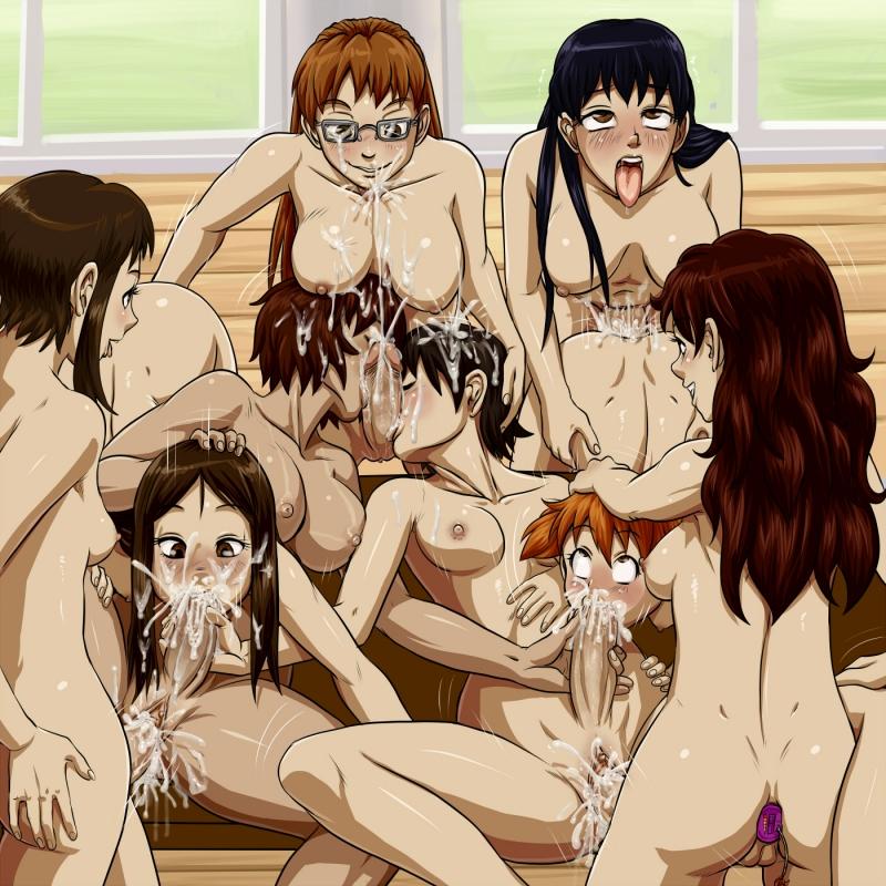 1069065 - Azumanga_Daioh Chiyo-chan Kagura Minamo_Kurosawa Sakaki Spidu Tomo Yomi Yukari_Tanizaki osaka.jpg