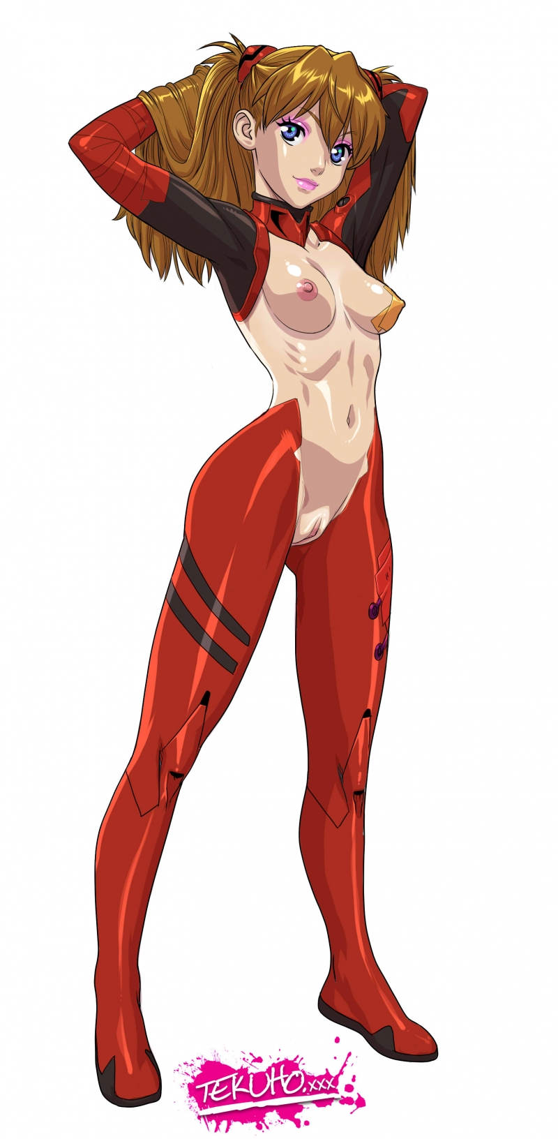 Asuka 1104455 - Asuka_Langley_Sohryu Neon_Genesis_Evangelion Rebuild_of_Evangelion tekuho.jpg