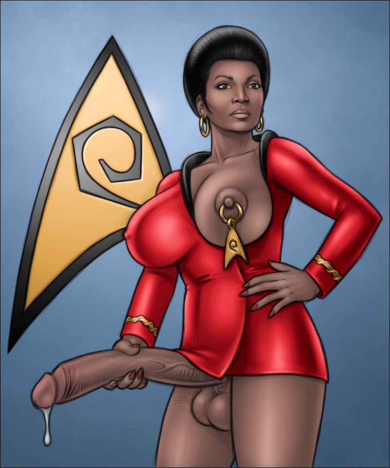 Star Trek Nudes Password