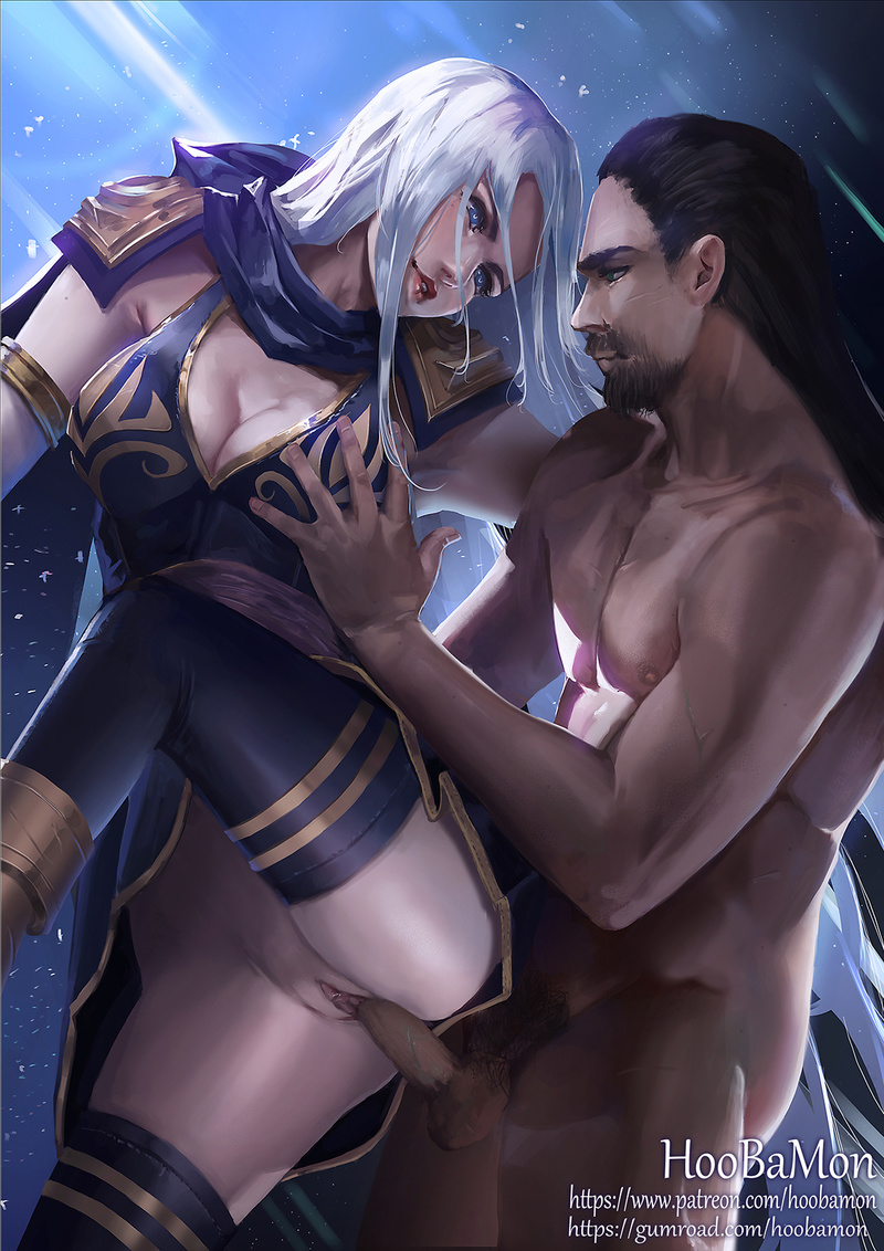 League Of Legends Sona Porn