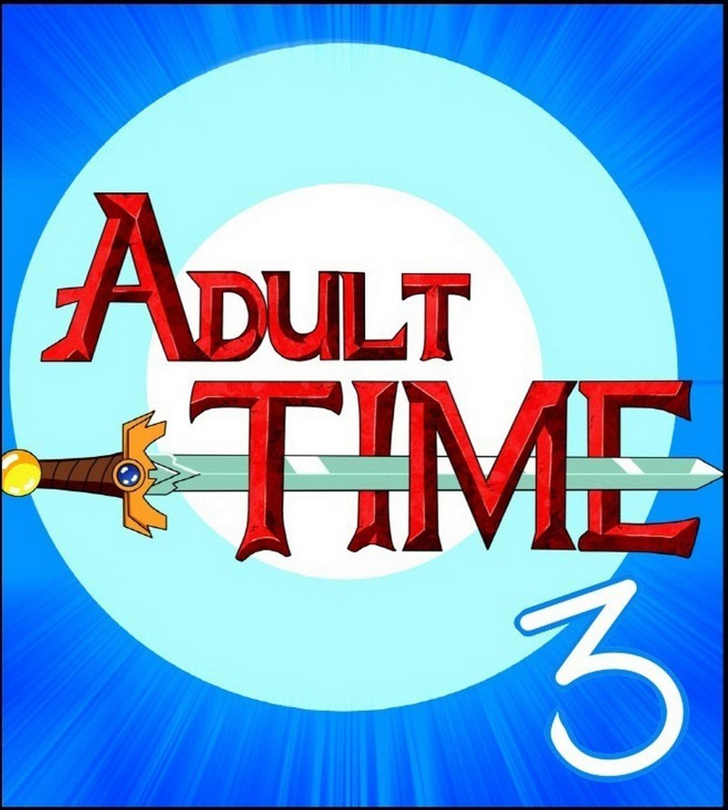 Adventuretime porn comics. Adult Time 3