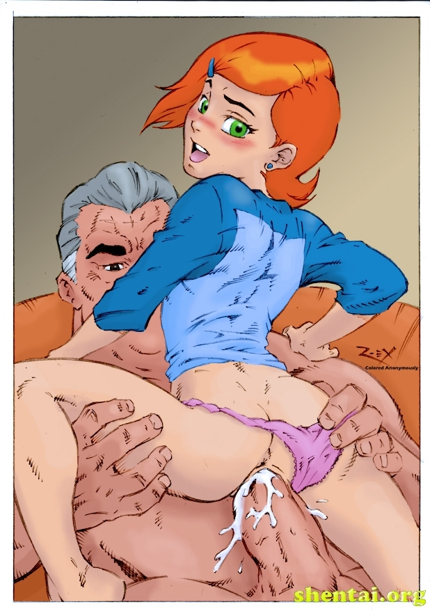 Ben 10 Alien Force Sex