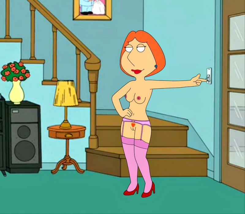 Louis From Family Guy Naked