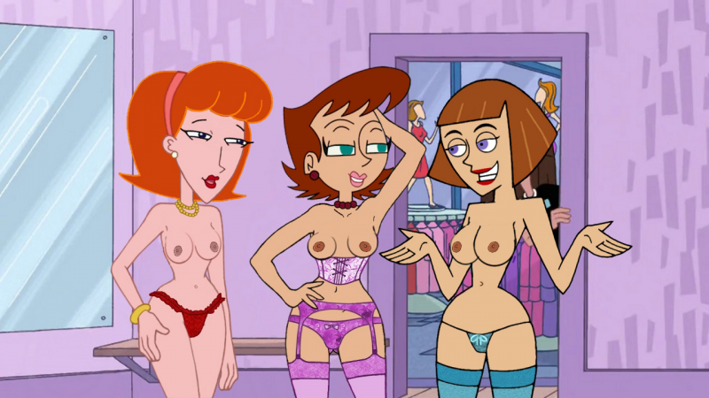 Johnny Test Lesbian Porn Johnny As A Girl