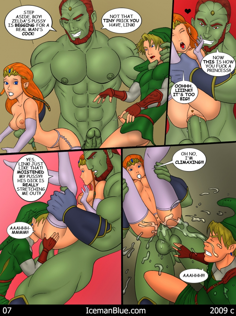 Legend Of Zelda Women Porn