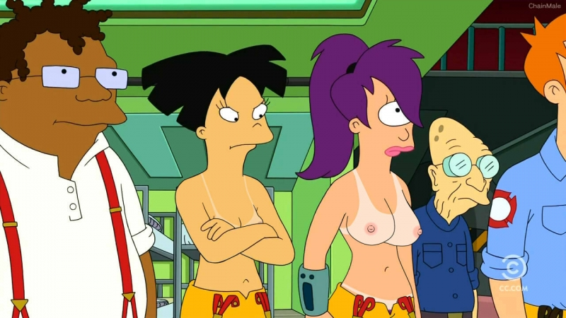 Amy Futurama Nude