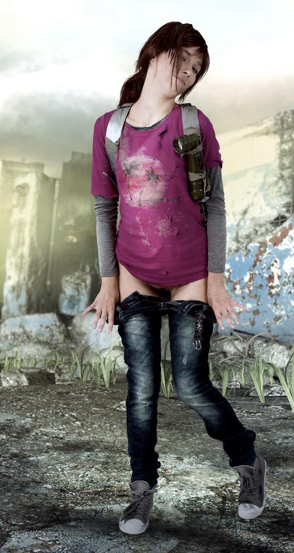 Ellie The Last Of Us Porn Pics