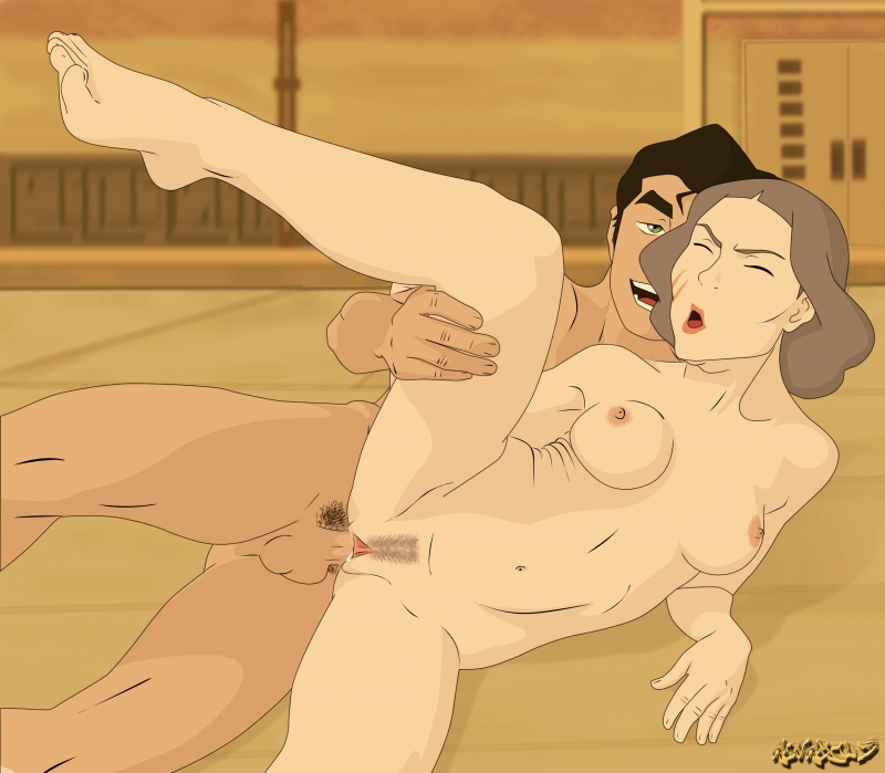 The Legend Of Korra Toon Porn
