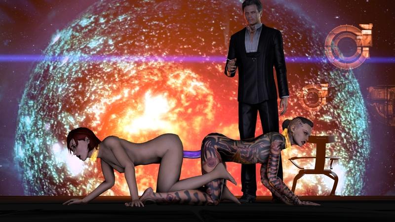 1347146 - Commander_Shepard FemShep Illusive_Man Jack Mass_Effect Mass_Effect_3.jpeg