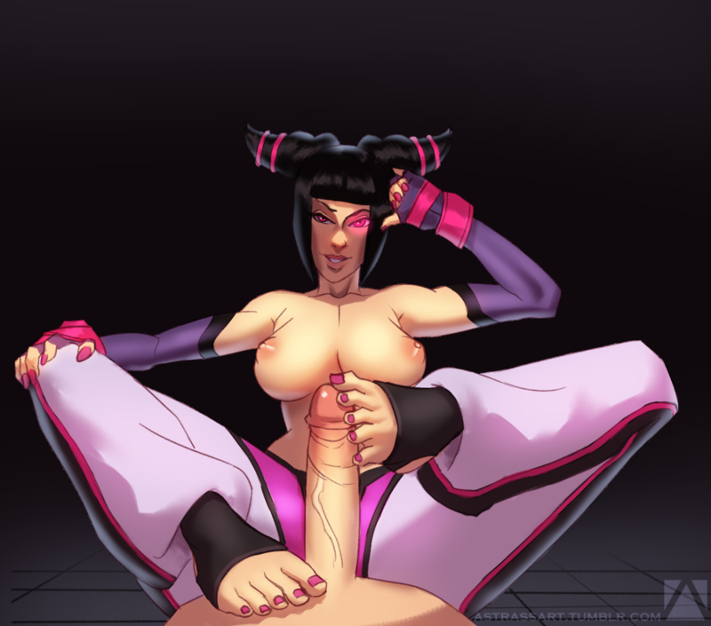 Street Fighter Sex Toons