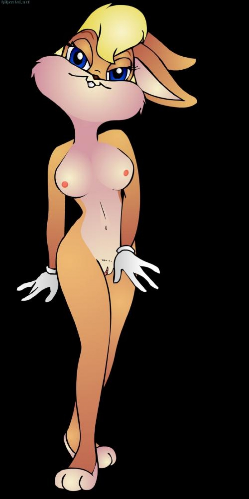 Babsy Bunny Fifi La Fume