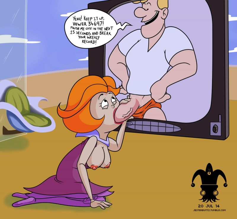 Cartoon Sex Jetsons