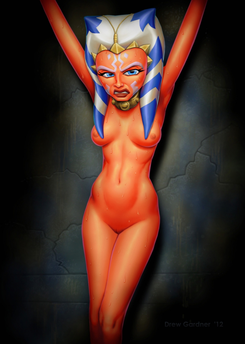 Nude Ahsoka Tano looks killer