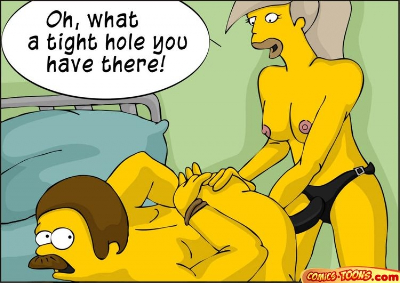 Simpsons Sex Toon