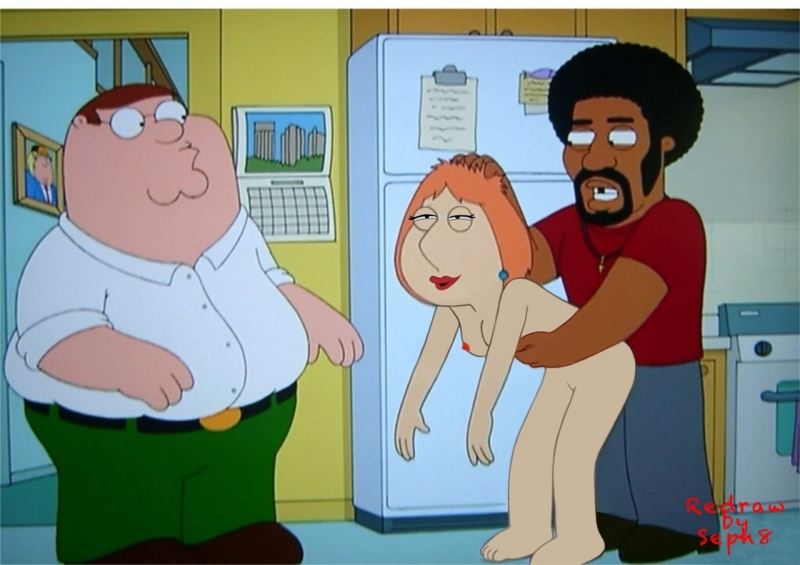 Lois Griffin Peter Griffin 1375106 - Family_Guy Jerome_Washington Lois_Griffin Peter_Griffin seph8.jpg