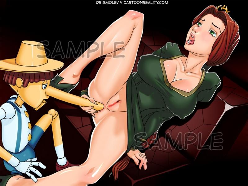 Fiona 661204 - DrSmolev Pinocchio Princess_Fiona Shrek.jpg